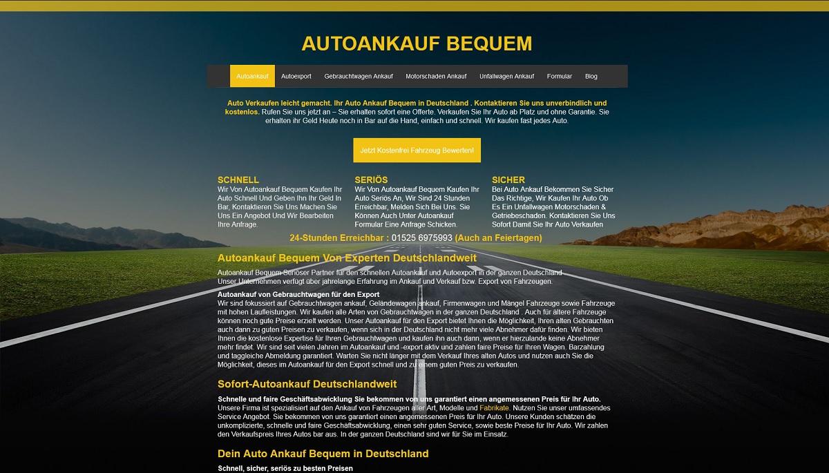 Autoankauf Waldstetten - Kfz Ankauf