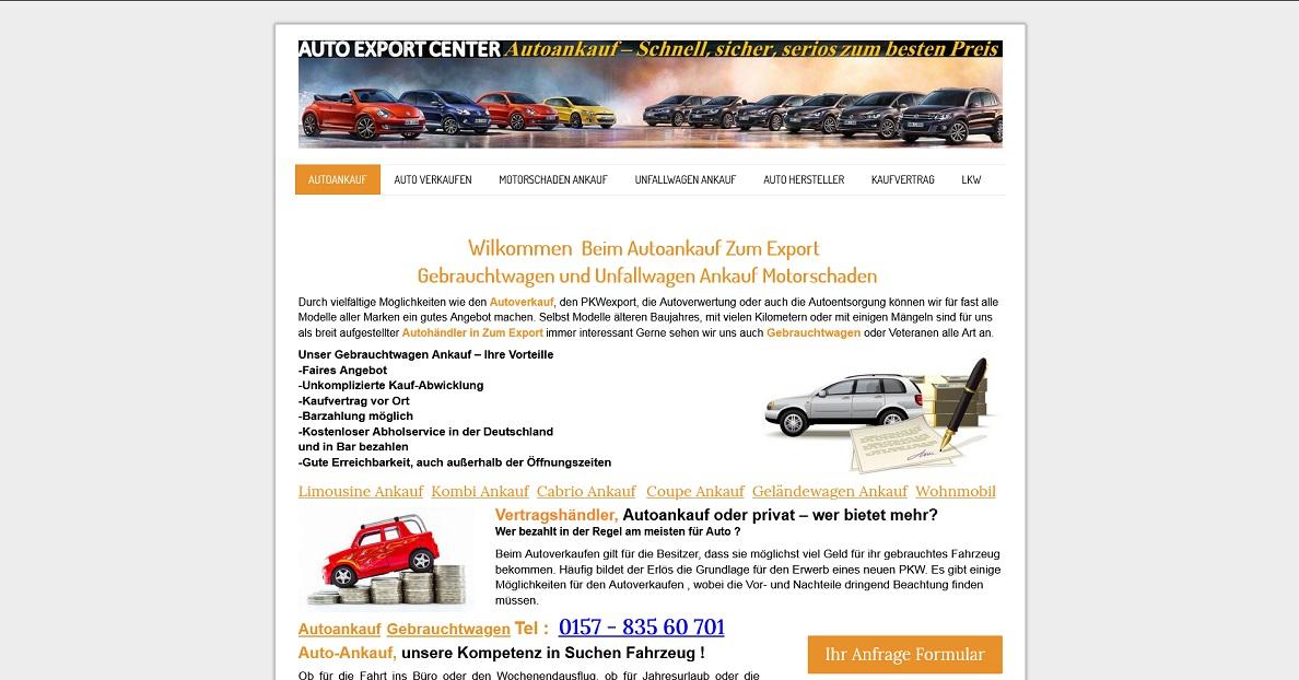 Autoankauf Konstanz